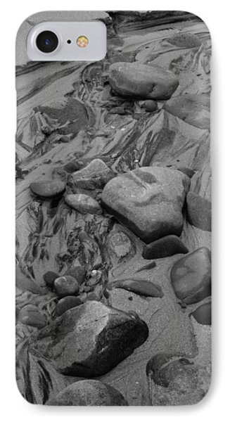 Achnahaird Beach Bw IPhone Case