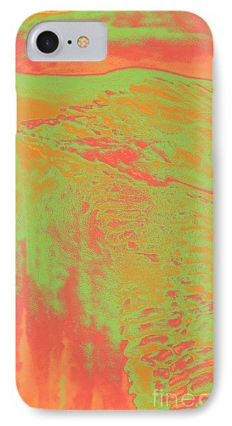 Acid Sky Hill IPhone Case by Feile Case
