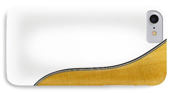 Acoustic Curve Phone Case by Bob Orsillo