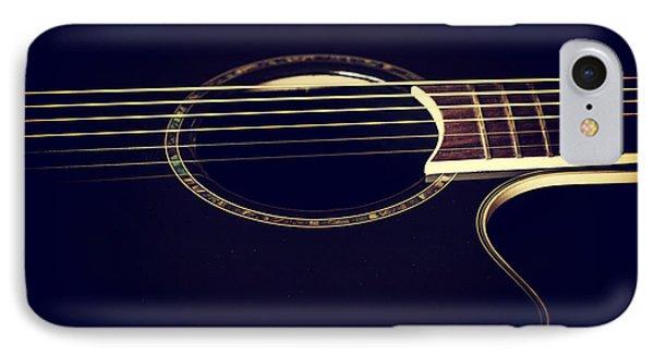 Acoustically Sound Phone Case by Karol Livote