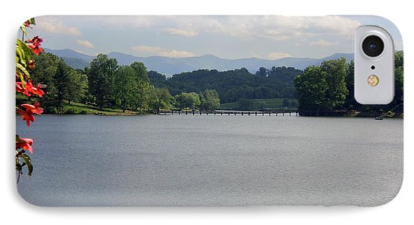 Across Lake Junaluska IPhone Case