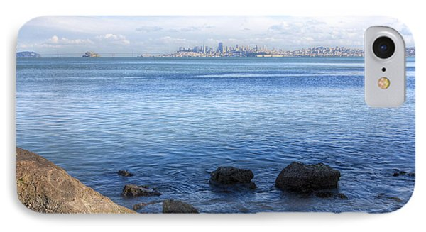 Across The Bay IPhone Case by JC Findley
