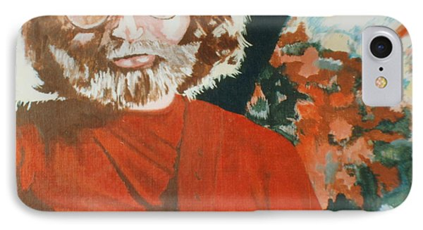 IPhone Case featuring the painting Acrylic Jerry by Stuart Engel