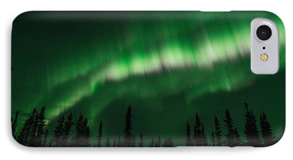 Active Aurora Bands IPhone Case