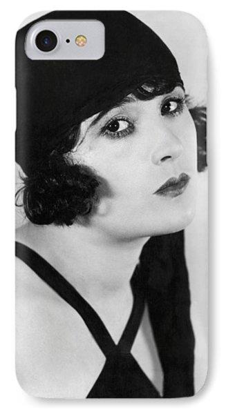 Actress Margaret Livingston IPhone Case