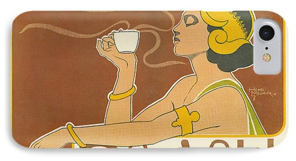 Ad Coffee, 1897 IPhone Case by Granger