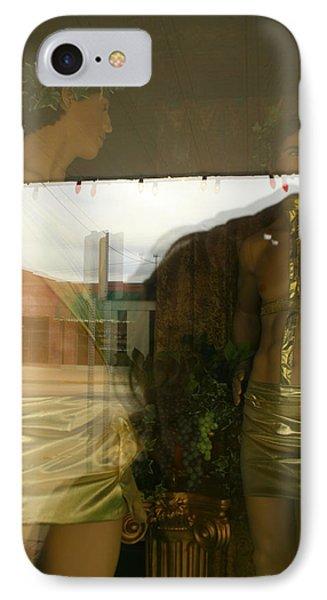 Ada Window IPhone Case by Suzanne Lorenz