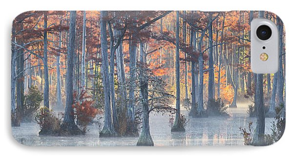 Adams Mill Pond Panorama 11 IPhone Case