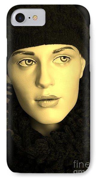 Adele 3 Phone Case by Sophie Vigneault