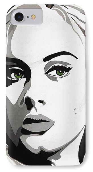 Adele Phone Case by Jesse Glenn