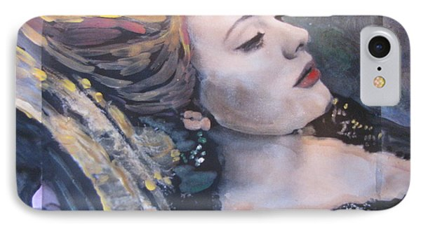Adele Skyfall IPhone Case by Vikram Singh