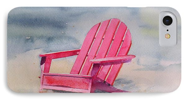 Adirondack At The Beach IPhone Case
