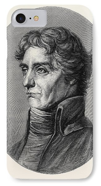 Admiral Lord Nelson From The Picture In The National IPhone Case by English School
