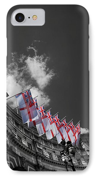 Admiralty Arch London Phone Case by Mark Rogan