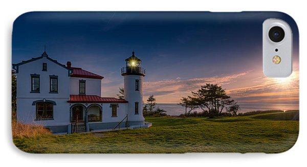 Admiralty Head Sunset IPhone Case
