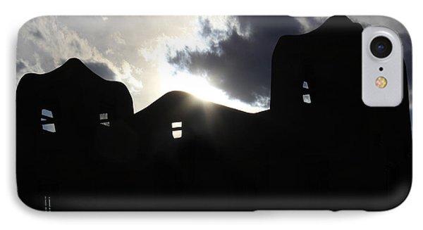 Adobe In The Sun Phone Case by Mike McGlothlen