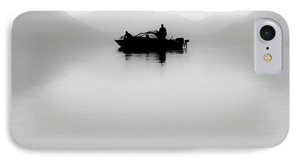 Adrift IPhone Case by Aaron Aldrich