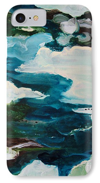 aDrift IV IPhone Case by Elis Cooke