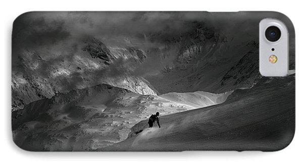 Adventure With Concerns IPhone Case