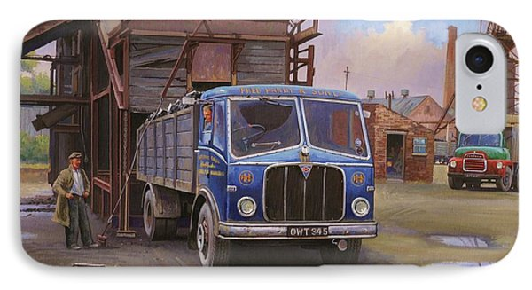 Aec Mercury Tipper. IPhone Case by Mike  Jeffries