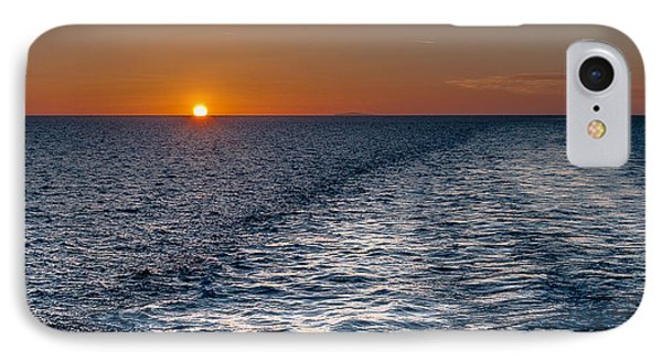 Aegean Sea Early In The Morning IPhone Case by Sergey Simanovsky