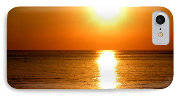 IPhone Case featuring the photograph Aegean Sunset by Micki Findlay