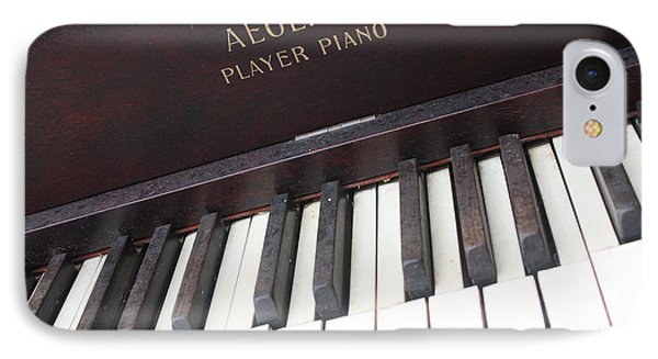 Aeolian Player Piano-3484 Phone Case by Gary Gingrich Galleries