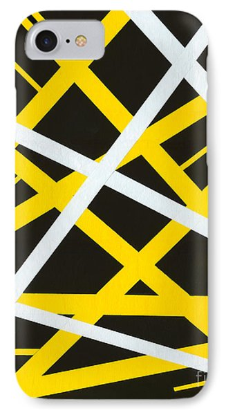 IPhone Case featuring the painting Aeons by Roz Abellera Art