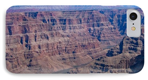 aerial Grand Canyon Phone Case by Sophie Vigneault