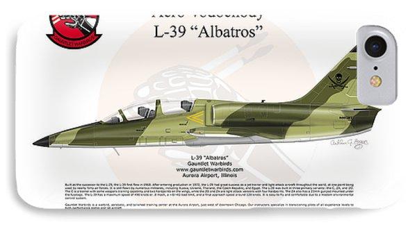 Aero Vodochody Albatros Phone Case by Arthur Eggers