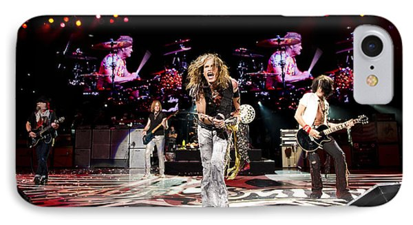 Aerosmith - Austin Texas 2012 IPhone Case by Epic Rights