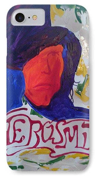 Aerosmith IPhone Case by Michael Greeley