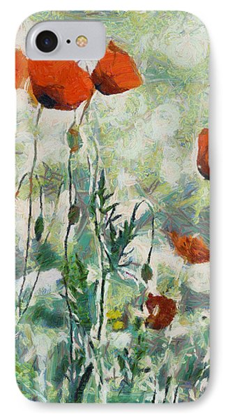 IPhone Case featuring the painting Affection by Joe Misrasi