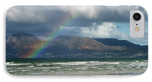 Africa, South Africa, Cape Town IPhone Case by Kymri Wilt