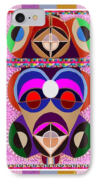 African Art Style Mascot Wizard Magic Comedy Comic Humor  Navinjoshi Rights Managed Images Clawn    IPhone Case by Navin Joshi