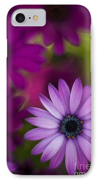 African Gerbera Standout IPhone Case by Mike Reid