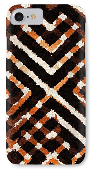 African Peace Phone Case by Jacqueline Mason