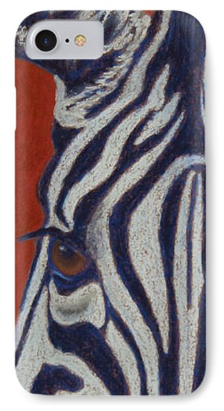African Stripes Phone Case by Tracy L Teeter