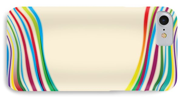 After Morris Louis 2 Phone Case by Gary Grayson