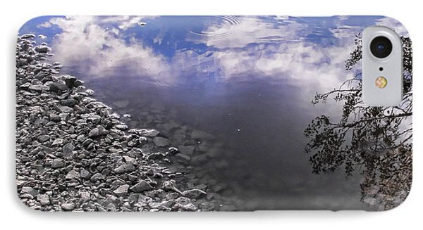 After The Rain Phone Case by Kristie  Bonnewell