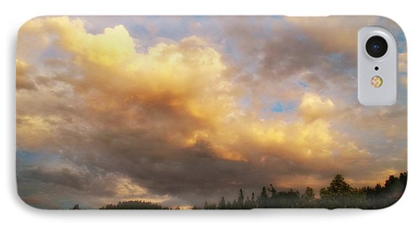 After The Storm -  Lake Arrowhead Phone Case by Glenn McCarthy Art and Photography