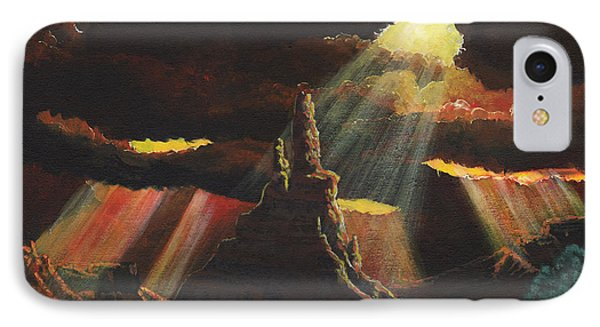 After The Storm Phone Case by Timithy L Gordon