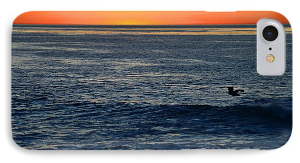 After The Sunset Glow In La Jolla IPhone Case by Sharon Soberon