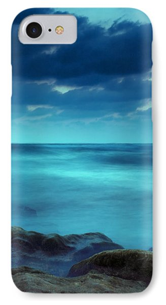 After The Sunset IPhone Case by Meir Ezrachi