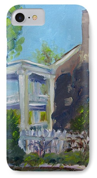Afternoon At Carnton Plantation IPhone Case by Susan E Jones