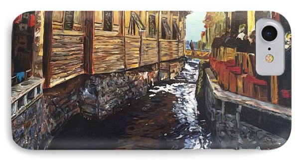 Afternoon Delight In Old Town Of Lijiang IPhone Case by Belinda Low