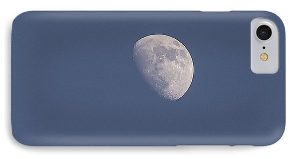 Afternoon Half Moon Phone Case by Angela A Stanton