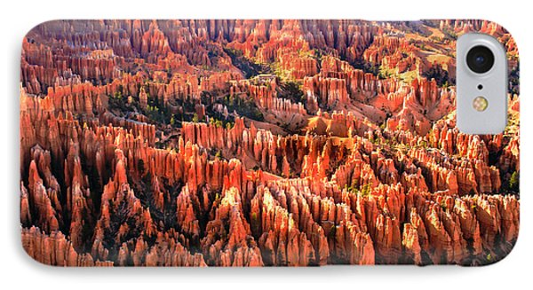 Afternoon Hoodoos IPhone Case