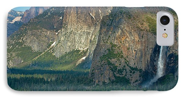 Afternoon In Yosemite IPhone Case by Sandra Bronstein