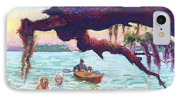 Afternoon Kayak IPhone Case